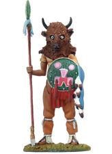 Black Hawk Far West Indians Buffalo Warrior FW203 Painted Metal Figure Britains