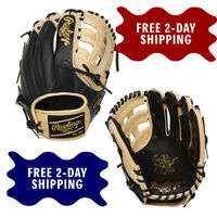RAWLINGS HEART OF THE HIDE 11.75-INCH H-WEB BASEBALL GLOVE PRO205-6BCSS