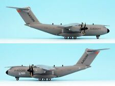 HE556736 Herpa Wings Airbus A400m 1:200 Atlas Grizzly 4 Model Airplane