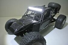 Vaterra Twin Hammer  2XCFL REAL Carbon Fiber body with LED light strip