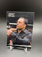 2009 Topps UFC Round 1 JRE JOE ROGAN #94 SP RC ROOKIE CARD Sharp! 📈📈💎💎