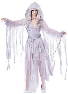 Haunting Beauty Ghost Adult Women's Costume Fancy Dress California Costumes