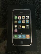 Apple iPhone 1st Generation 8GB - Black (GSM) Part MA712LL/A   Collectors Item