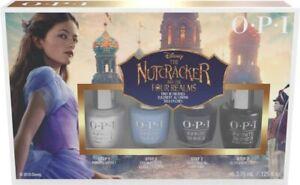 NEW OPI Infinite Shine Mini Nail Polish The Nutcracker Collection Gift Set