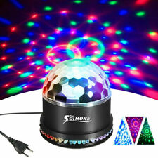 SOLMORE 51LEDs 12W Discolampe