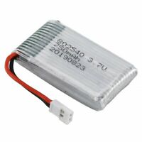 3.7V 750mAh Rechargeable Lipo Battery For Syma X5C FPV RC Drone Spare Parts U+