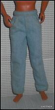 BOTTOM JAMES DEAN DSI DOLL DENIM LIGHT BLUE JEAN PANTS ACCESSORY CLOTHING ITEM