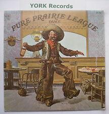 Pure Prairie League-Danza-Excelente Estado Disco Lp Rca Victor APL1-1924