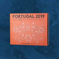 Portugal - Alto Alentejo Region - KMS 2019 PP - 3,88 Euro - 1 Cent - 2 Euro