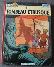 Alix - Le Tombeau Etrusque, Bandes dessinées / BD