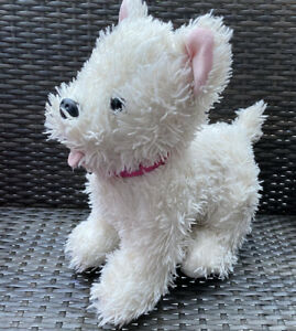 Build A Bear Promise Pets Dog, Size 12 Inches High