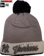 New Era New York Yankees Mlb POM temps 2 bobble hat