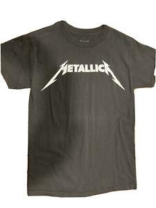 Metallica T Shirt Women's Size S