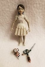 NECA Bioshock 2 Young Eleanor Little Sister Figure Complete White Dress