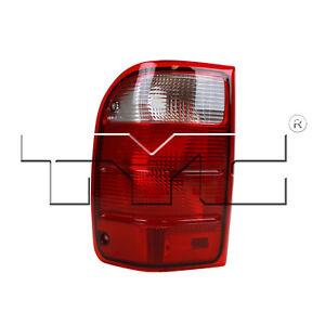 Tail Light Assembly-Regular Left TYC 11-5452-01 2001 2002 2003 2004 Ford Ranger