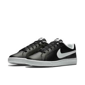 Nike Mens Court Royal Black White Trainers 749747 010 UK 8 EUR 42.5