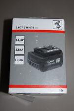 Batterie coulissante 14,4 V Li-Ion 2.6Ah BOSCH