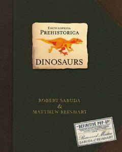 Enciclopedia Prehistorica: Dinosauri Da Robert Sabuda, Matthew Reinhart, New Boo