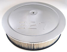 327 CID logo Air Cleaner chevy Ford Chevrolet Carburator 4 Barrel