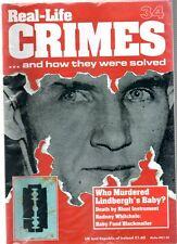 Real-Life Crimes Magazine - Part 34