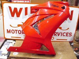 Noblik Motorrad Luftfilter f/ür Kawasaki Ninja 250//250R//300 ABS Z300 Ninja250 Ninja250R Ninja300 Ex300