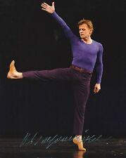 Mikhail Baryshnikov signed 8X10 photo - Exact proof - Dancer Choreograper