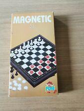 Magnetspiel Reisespiel Schach  / Dame