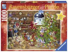 RAVENSBURGER PUZZLE*1000 TEILE*COUNTDOWN TO CHRISTMAS*WEIHNACHTEN*RARITÄT*OVP