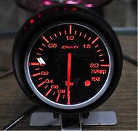 reloj presion de turbo manometro tipo defi boost gauge