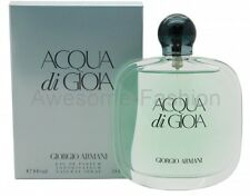 GIORGIO ARMANI ACQUA DI GIOIA EAU DE PARFUM 100ML SPRAY - WOMEN'S FOR HER. NEW