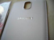 white color Samsung Galaxy Note 3 N9000 Original OEM Back Battery Cover Door