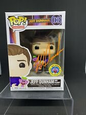 Funko Pop Signed Jeff Dunham And Peanut Exclusive See Pics