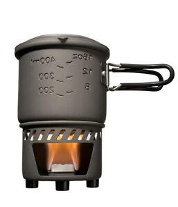 Esbit (hexamine fuel tablet) Cook set 585ml ESCS585HA0