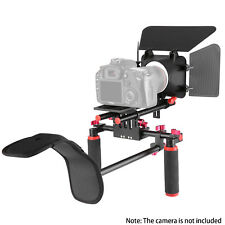 Neewer Camera Movie Video Making Rig System Film-Maker Kit(Red and Black)