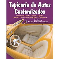 Tapiceria de Autos Customizados