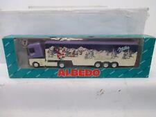 Albedo 1/87 700124 Renault Koffersattelzug Milka Frohe Weihnac (MIT OVP)  WS8995
