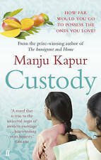 Custody, Kapur, Manju, 0571274048, New Book