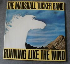 The Marshall Tucker Band, running like the wind, LP - 33 tours