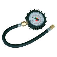 Genuine Silverline Tyre Dial Gauge 0 - 100psi (0 - 10bar) | 282411