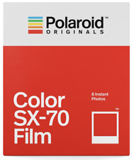Color Film for SX-70 EXP.10/2019