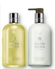 Molton Brown Orange & Bergamot Body Wash & Body Lotion Gift Set 300ml