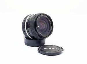 Nikon Nikkor 24mm f/2.8 Ai Manual focus Prime lens FX digital