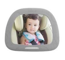 Baby Bambino Visualizzazione Regolabile Chiaro Up Specchio Per Posteriore Fronte A Car Seat NUOVO