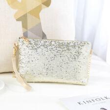 Ladies Designer Sequins  Evening Bag Clutch Purse Chain Handbag Shoulder Bag