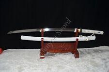 HIGH QUALITY 1060 High Carbon Steel Katana Sword Japanese Samurai Tsuba Genuine