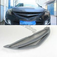 FRP Primer Front Grills Black Mesh Grill Fit for Mazda 6 Pre Facelift 2009-2011