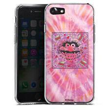Apple iPhone 7 Silikon Hülle Case - Muppets Animal