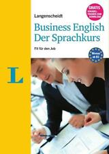 Langenscheidt Business English – Der Sprachkurs - Set mit 3 Büchern und 6 Audio-CDs von Martin Bradbeer (2014, Set mit diversen Artikeln)