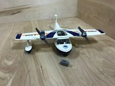 Playmobil 5859 Ocean Team Project Sea Water EAGLE -A1 Airplane Rare