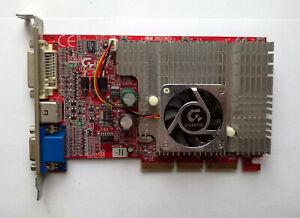 Gigabyte ATI Radeon 7500 64MB AGP VGA Card - Test OK!